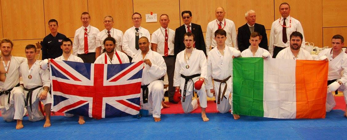 2016 - Hanshi Shiro Asano 9th Dan SKIF Chief Instructor of SKIEF Visits Ireland for SKIF Ireland Kanazawa Cup International 2016