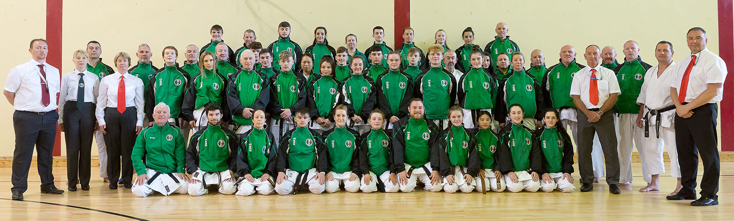 2019 - SKIF Ireland 2019 World Championships Squad