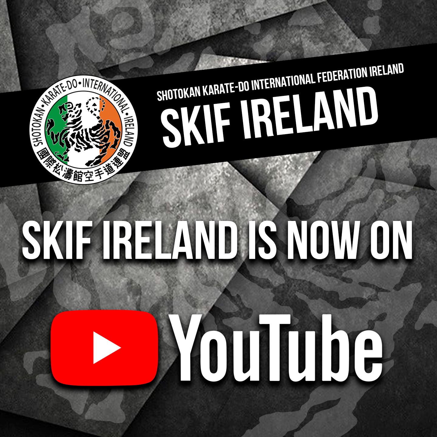 SKIF Ireland launches YouTube Channel